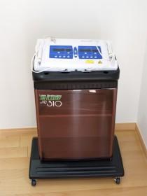 半導体レーザー治療器の写真